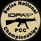 Logo Swiss National IDPA PCC Championships