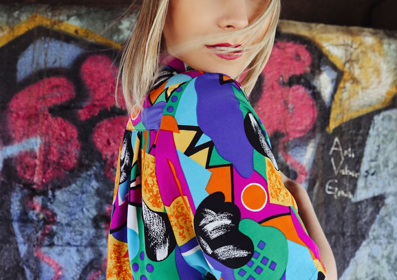 Photographer: Justine Gera  Model: Emma
