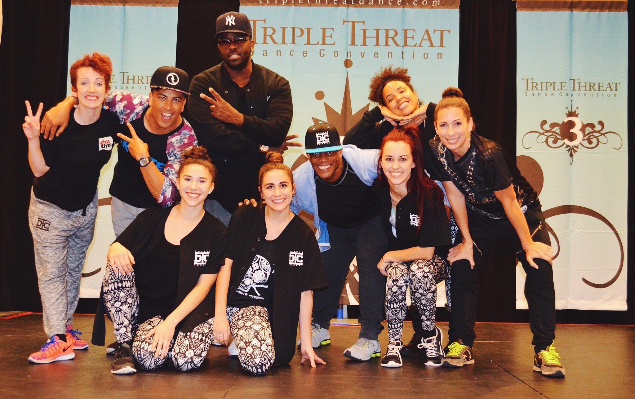 Triple Threat Dance Convention