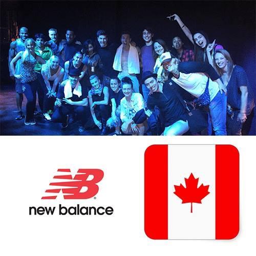New Balance Fashion Show