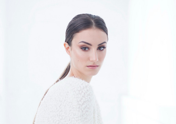 Photographer: Brandon Elliot  MUA: Rebecca Lafleur  Model: Gabrielle Bachand