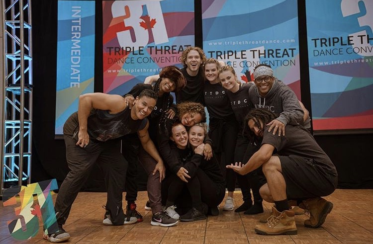 Triple Threat Dance Convention