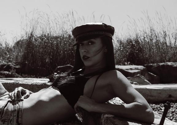 Photographer: Morgan Bentley  Model: Justine