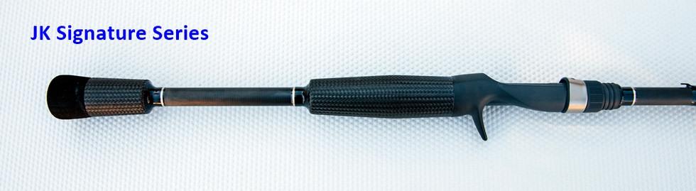 JK Signature Series Rods