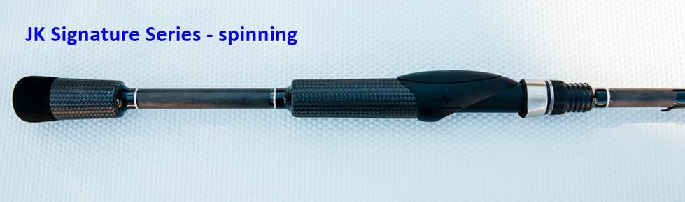 JK Signature Series Rod
