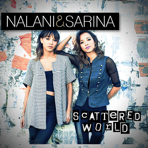 """""""SCATTERED WORLD"""" EP"""