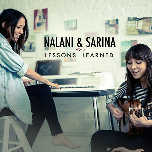 """LESSONS LEARNED"" FULL LENGTH CD"