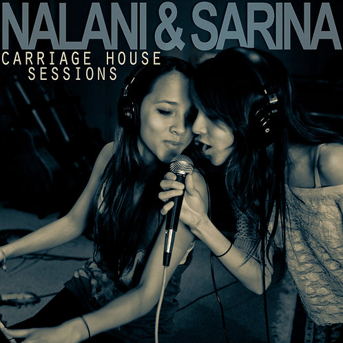 """""""CARRIAGE HOUSE SESSIONS"""" EP"""