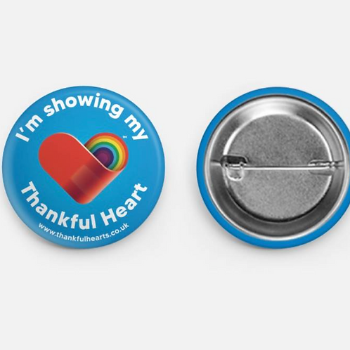 Badges - 10 per pack