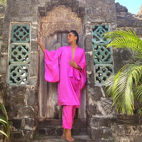 Janie Kimono Pink
