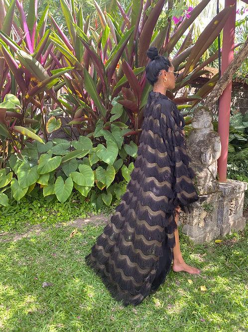 Gloria Fringe Kimono