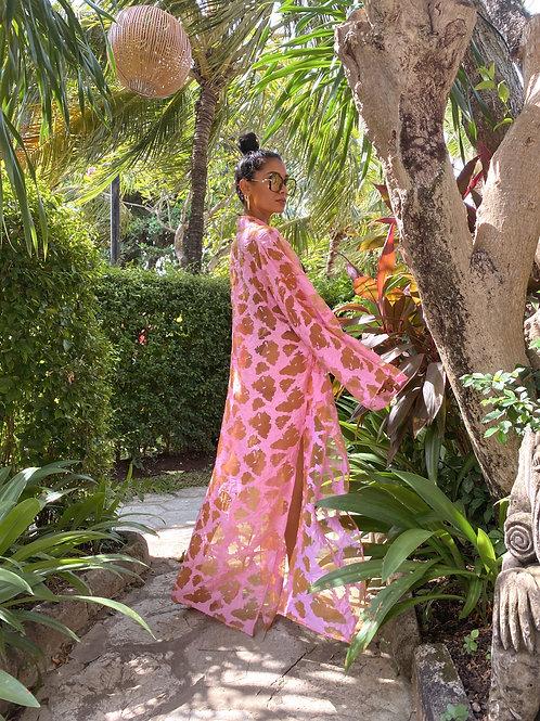 Gloria Pink Kimono