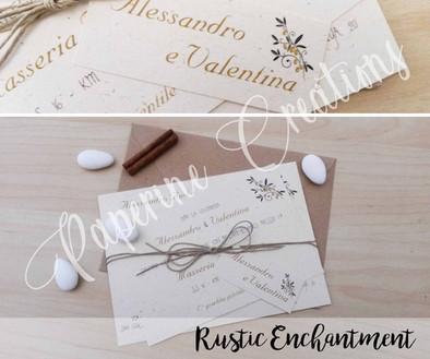 Rustic enchantment