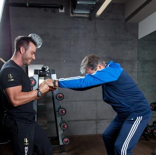 Koordinationstrainings Fitness