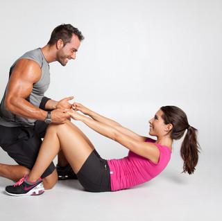Trainings mit Eigengewicht Fitness