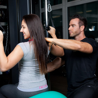 Personal Coaching Fitness
