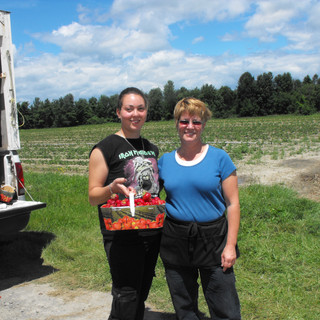 Viki and Diane at the Berry Patch.jpg