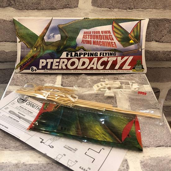 Pterodactyl flying machine