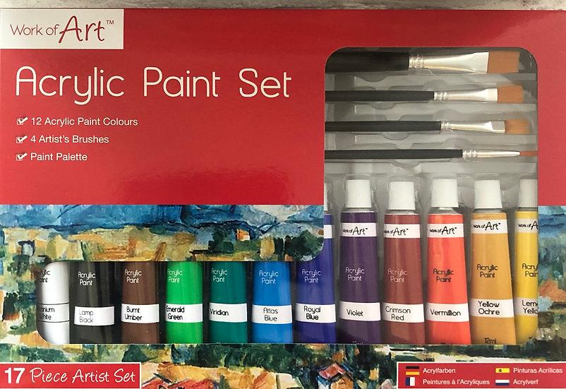 ArtistsAcrylic set
