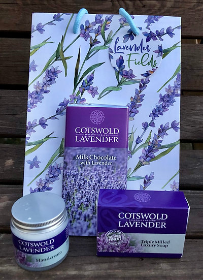 Cotswold Lavender gifts - For me - B