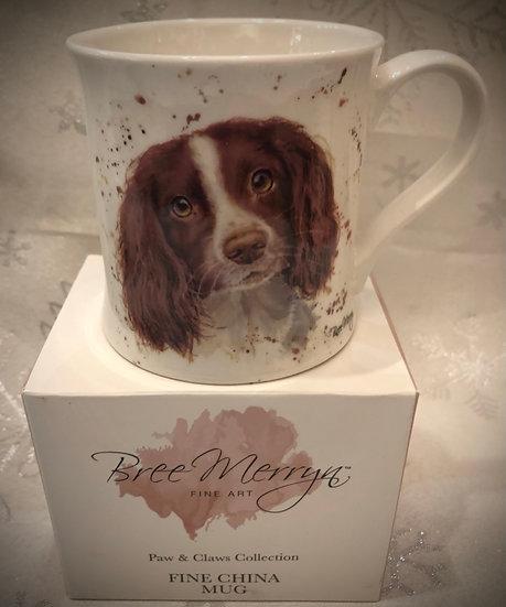 Bree Merryn mug Sky Spaniel