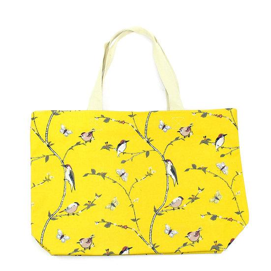 Maxi bag - woodpecker yellow