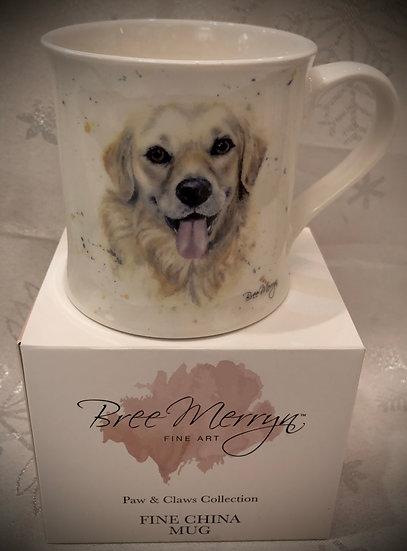 Bree Merryn Gwen Golden Lab mug