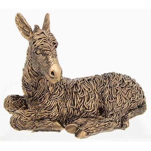 Lying Donkey   Bronze   200820