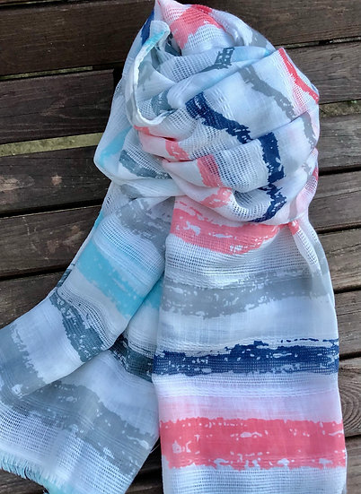 Zig-Zag Summer scarf
