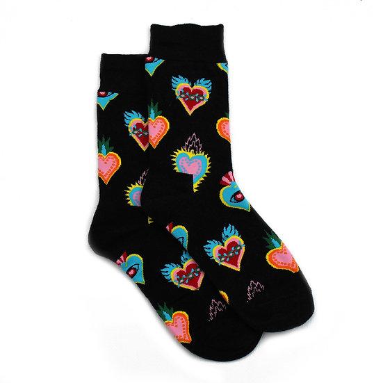 Socks - Hearts