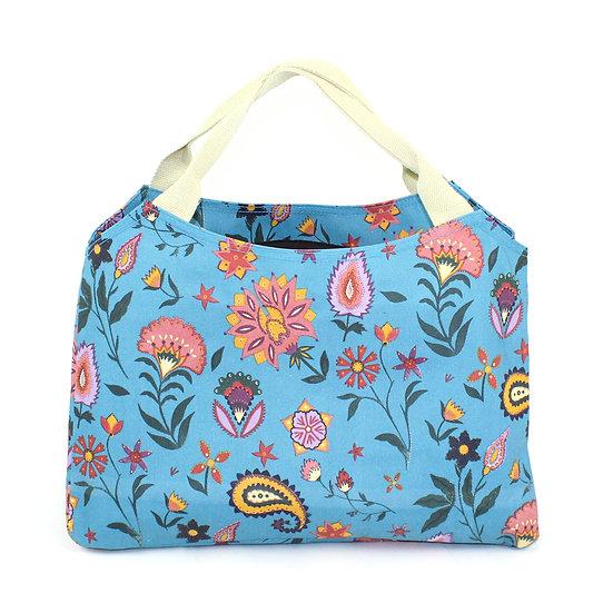 Day Bag - Folk flower