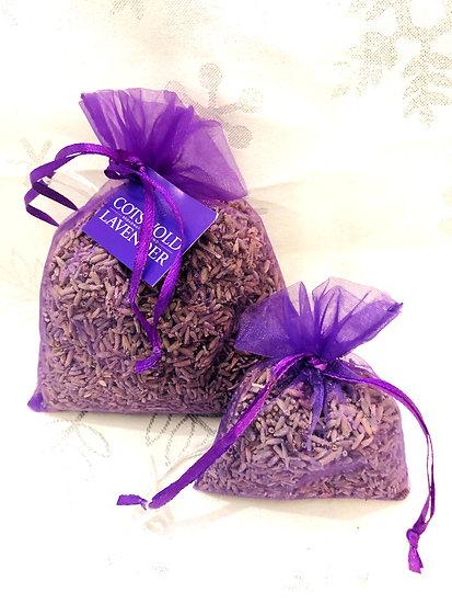 Organza lavender bags (Large)