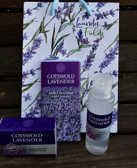 Cotswold Lavender gifts - Clean - C