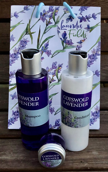 Cotswold lavender gifts - Hair - A