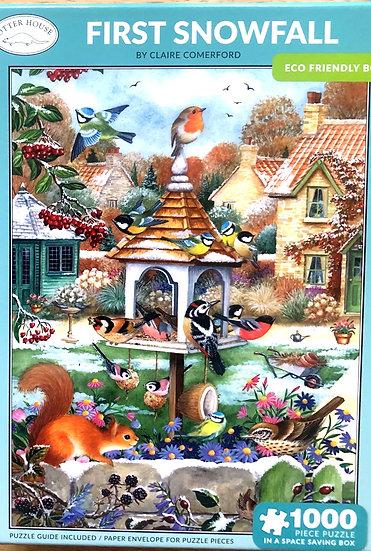 Jigsaw puzzle 1000 pce Christmas