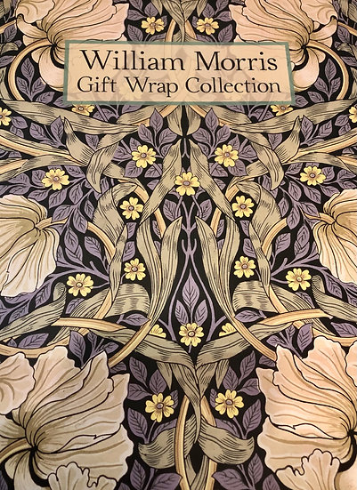 Gilft wrap collection  William Morris