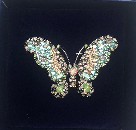 Butterfly brooch IBRO1035
