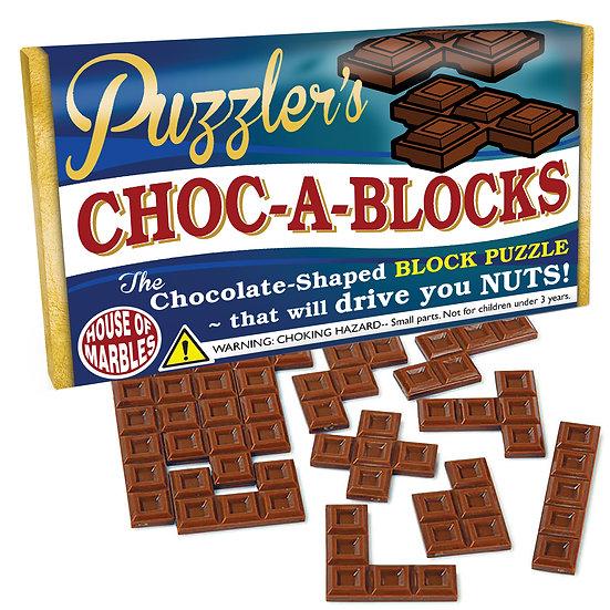 Puzzler's Choc-A-Block Puzzle