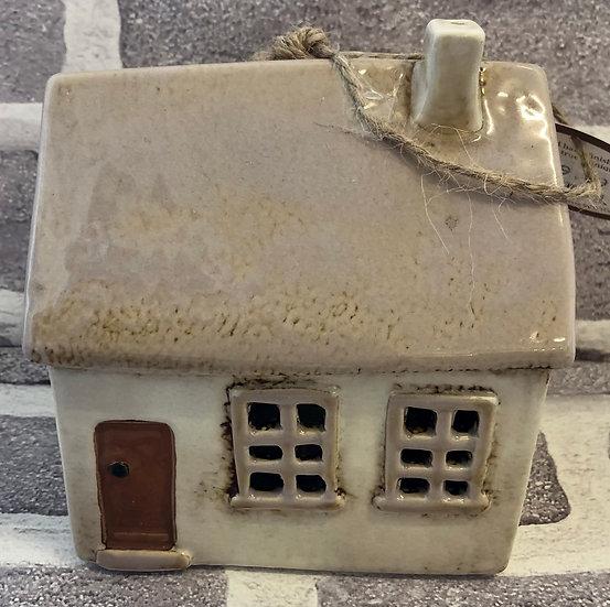 Village Pottery Cottage Tea-light burner