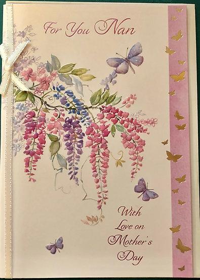 Nan - Mothers Day Card