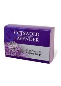 Lavender Soap Triple milled.