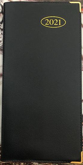 Tall diary 2021