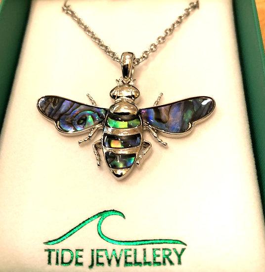Necklace Paua shell