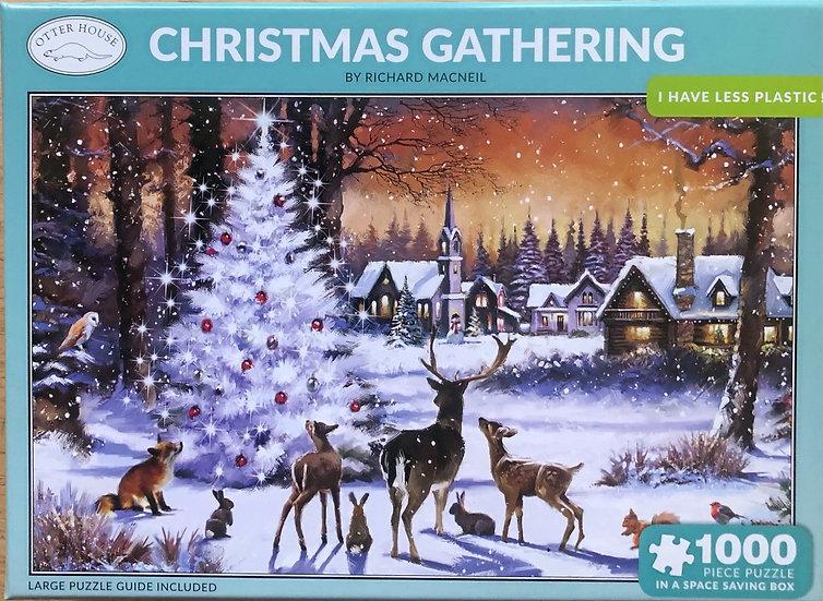 Jigsaw puzzle 1000 pce. Christmas