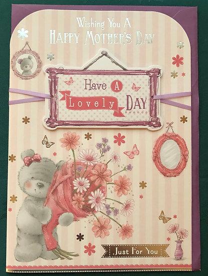 Mum -  Cute Mothers Day Card