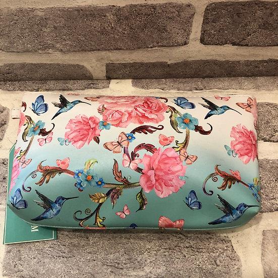 Make-up bag. Oriental blossom.