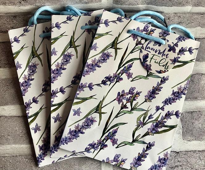 Lavender Gift Bag...Medium
