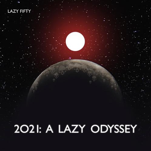 Lazy Fifty's new album on vinyl
