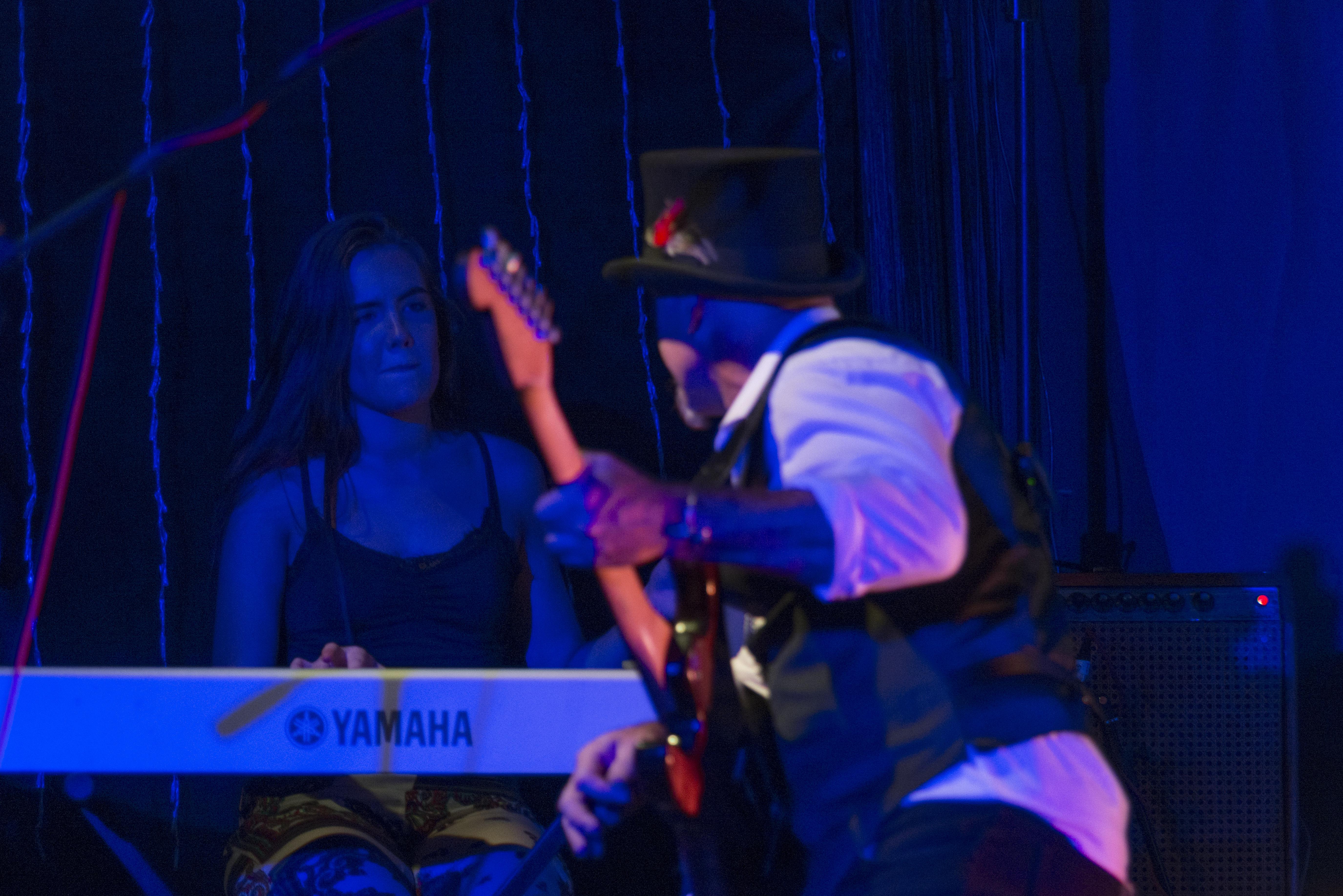 Adrian & Niamh Athy