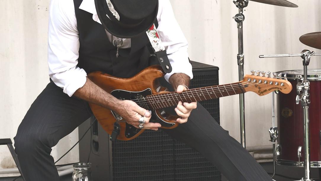 Adrian Athy Lead Guitar